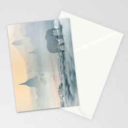 Walking through your dreams Stationery Cards