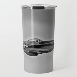 Royal Airforce Fighter Plane (Spitfire) Travel Mug