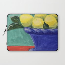 Sweet Summer Lemons Laptop Sleeve