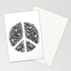 Peace Naturalis Stationery Cards
