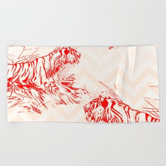 Territorial Beach Towel
