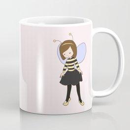 Dress Up Bumblebee Coffee Mug