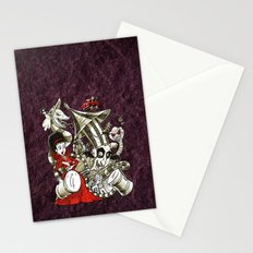 don't say the 'B' word! Stationery Cards