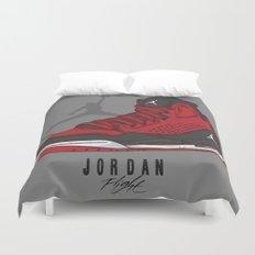 Jordan Flight SC-3 Duvet Cover