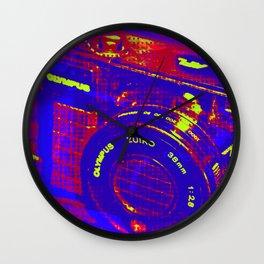 Olympus Wall Clock
