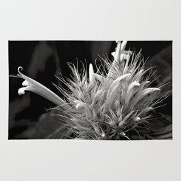 Bizzarre Flower Charm Rug