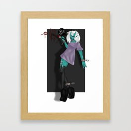You Would Make A Nice Painting Framed Art Print