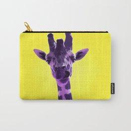 Silly Giraffe Carry-All Pouch