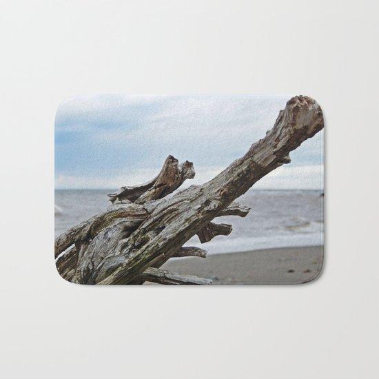 Natural Driftwood Bath Mat