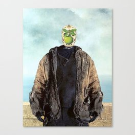"""Jason Vorhees in """"The Son of a Man"""" Canvas Print"""