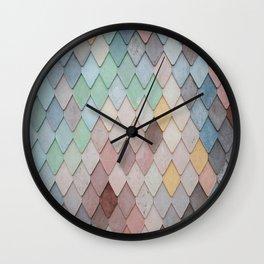 Multicolor Illustration, Wall Clock, Pillows, Mugs, Bath Mat, iPhone Case Wall Clock