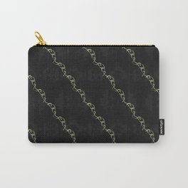 Gold Ribbon Carry-All Pouch