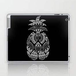 Ornate pineapple - inverted Laptop & iPad Skin