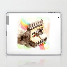 Vintage gadget series: Polaroid SX-70 OneStep camera Laptop & iPad Skin