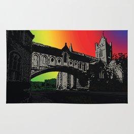 Christ Church Cathedral, Dublin Rug