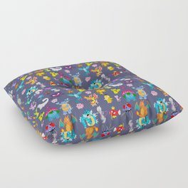 Pocket Collection 2 Floor Pillow