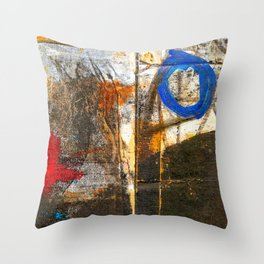 Orgize Throw Pillow