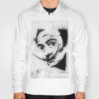 dali Hoodies featuring Dali by Hey Harriet