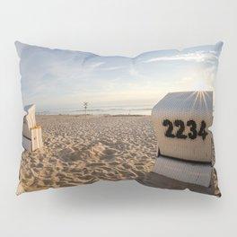 Beach Chair #2 Pillow Sham
