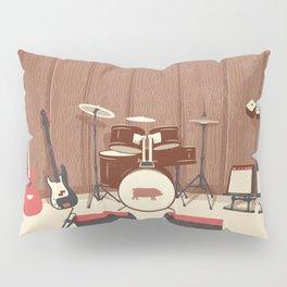 Barrel Rock Pillow Sham