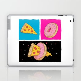 Pizza & Donut Laptop & iPad Skin