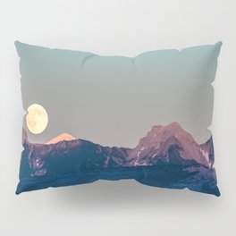 The Rising Moon Pillow Sham