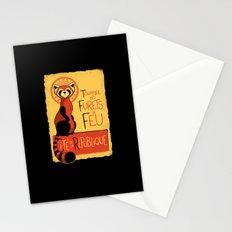 Les Furets de Feu Stationery Cards