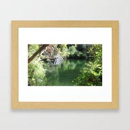 Moment of Clarity Framed Art Print