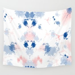 Pink Hussy Wall Tapestry