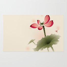 Oriental Lotus 001 Rug