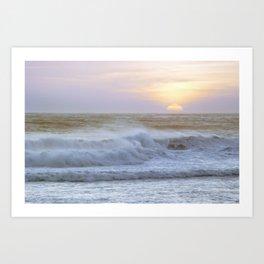 Pacific Ocean Seascape #71 by Murray Bolesta Art Print