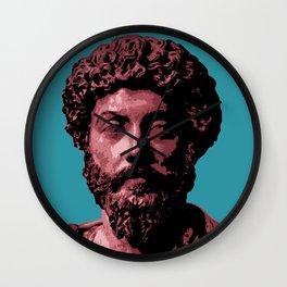 Marcus Aurelius Wall Clock