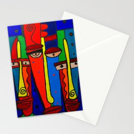 Facebook Profiles Stationery Cards