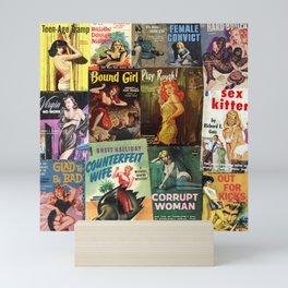 Pulp Fiction 6 Mini Art Print