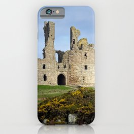 Dunstanburgh Castle iPhone Case