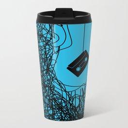 Tangled Metal Travel Mug