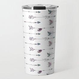 Boho Arrows Set 2 Travel Mug