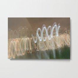 Bright Lights, Big City VI Metal Print