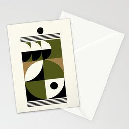 Abstract Composition - 06 Stationery Cards