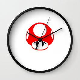 Bulk Up Funny Fitness Workout Bodybuilder Wall Clock