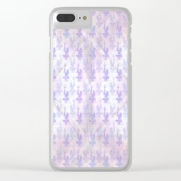 """""""Vixen X Abstract"""" Clear iPhone Case"""