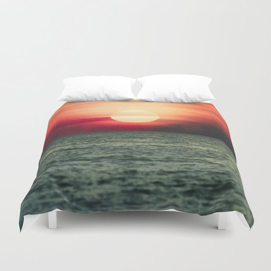SEASCAPE 2 Duvet Cover