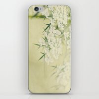 lace iPhone & iPod Skins featuring lace by Bonnie Jakobsen-Martin