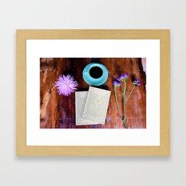 Janey Eyre & Jadeite - Part 2 Framed Art Print