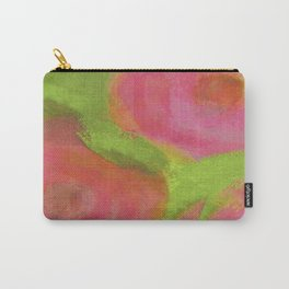 WILD PINK POPPIES  Carry-All Pouch