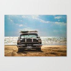 Surf's Up Sauble Canvas Print