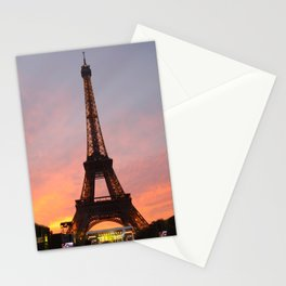 Mesmerized in Paris Stationery Cards