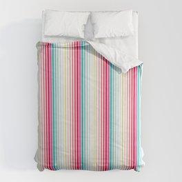 stripes in crescendo Comforters