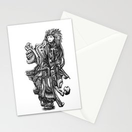 Overcoming the struggle to Paradise Stationery Cards