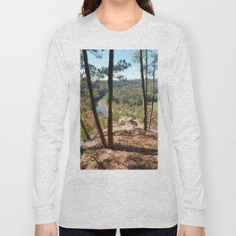 Sparrowhawk Mountain Series, No. 11 Long Sleeve T-shirt